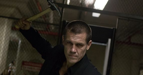 Josh Brolin in Oldboy 20131 Spike Lee Talks Oldboy Remake, Changing the Original & Comic Book Movies