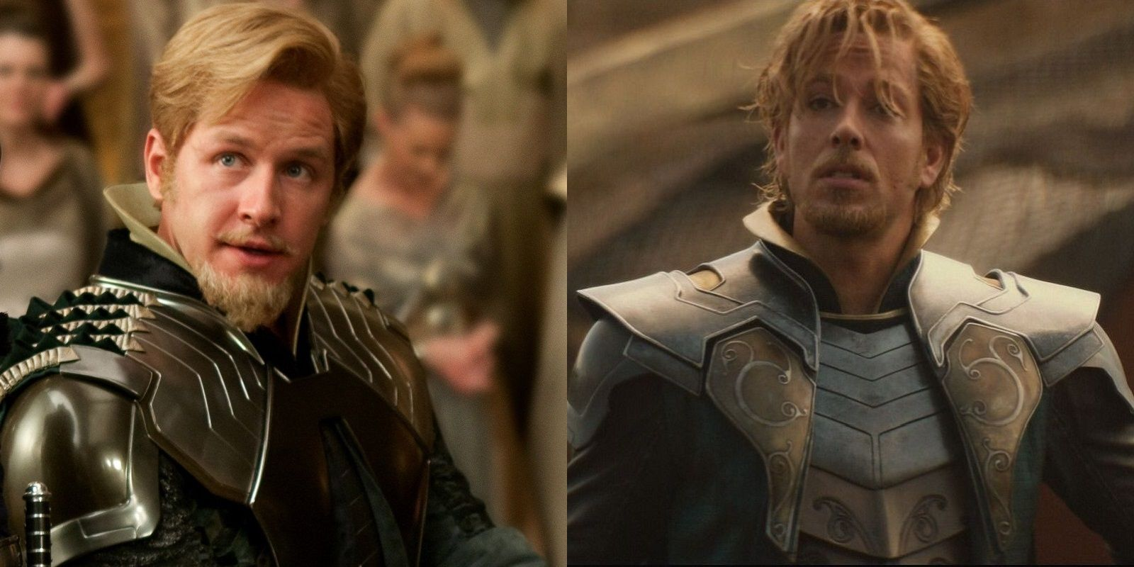 Fandral The Dashing Thor 2 12 Actors Who Were Rec...