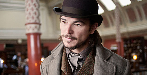 Josh Hartnett Penny Dreadful 'Penny Dreadful' Series Premiere Review