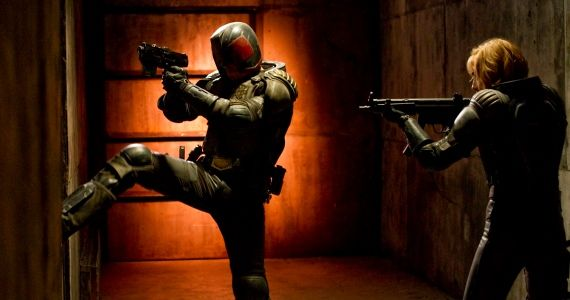 Judge Dredd Anderson Trailer Dredd Writer Says the Sequel Would Explore the Fascist Side of Judging