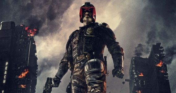 Judge Dredd Sequels Darker Politics Dredd Writer Says the Sequel Would Explore the Fascist Side of Judging
