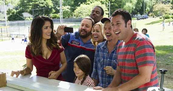 July 14 Box Office Grown Ups 2 Weekend Box Office Wrap Up: July 14, 2013