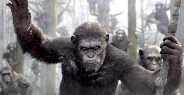 July Movie Preview Dawn Planet of the Apes 5 Movies Were Looking Forward To: July 2014
