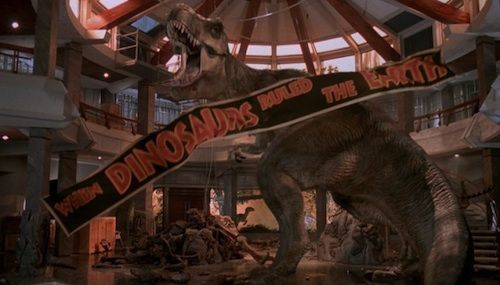 Jurassic Park 3D T Rex Jurassic Park 4 Confirmed for 2015 Release and Filming in 3D