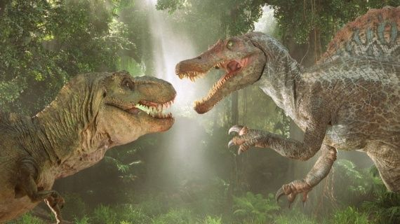 Jurassic Park 4 New Dinosaurs Jurassic Park 4 to Feature New Dinosaur; Spielberg Talks 3D Conversion