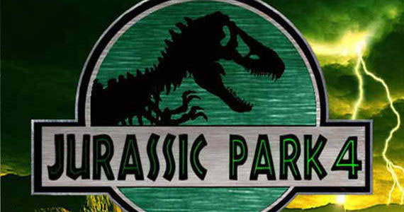 Jurassic Park 4 Update1 Jurassic Park 4 to Feature New Dinosaur; Spielberg Talks 3D Conversion