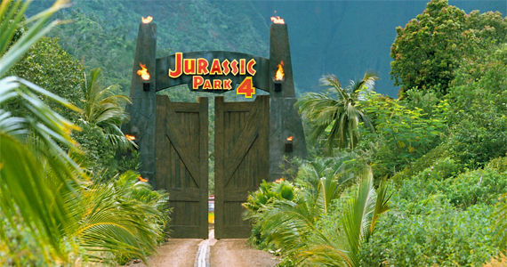 Jurassic Park 4 Will Return to Original Island Jurassic Park 4 Returning to the Original Island