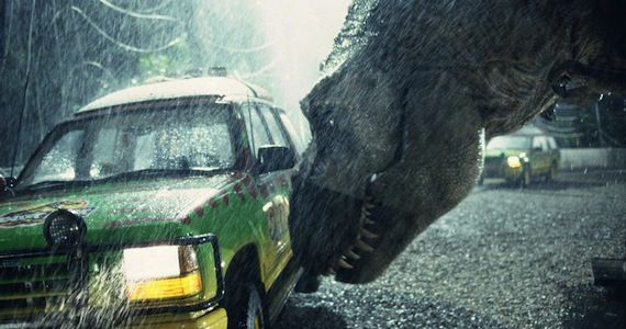 Jurassic Park IMAX Release Jurassic Park 4 to Feature New Dinosaur; Spielberg Talks 3D Conversion