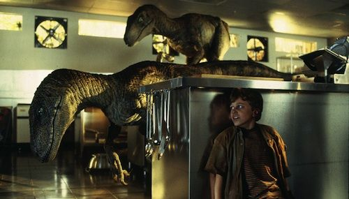 Jurassic Park Kitchen Raptors Colin Trevorrow Talks Jurassic Park 4; Plans to Honor What Came Before Us