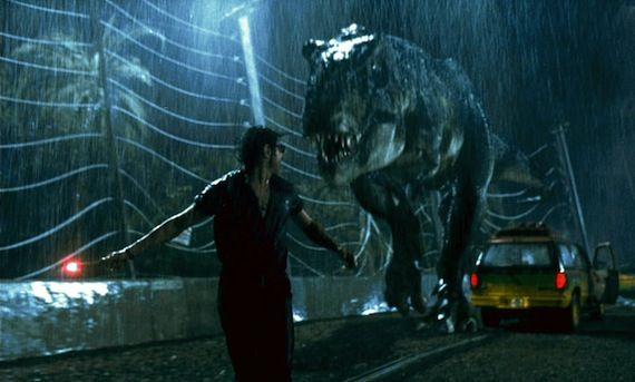 Jurassic Park T Rex 5 Movies I Could Watch Every Day