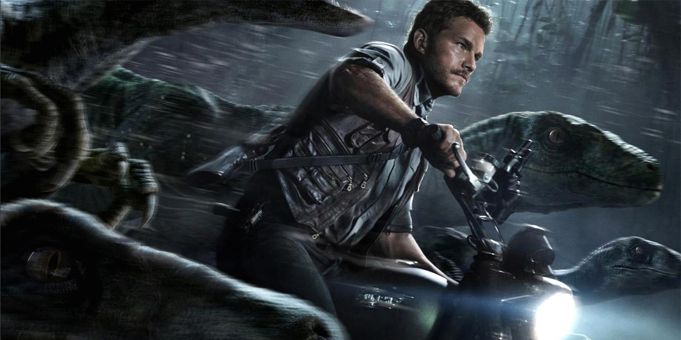 Chris Pratt Says Jurassic World 2 Is Scarier & Unexpected