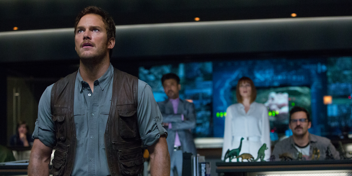Jurassic World Cast