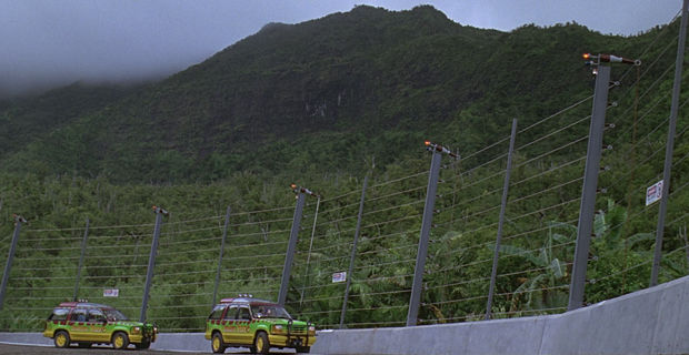 Jurassic Park Isla Nublar First 'Jurassic World' Set Photos Tease a Return to the Island