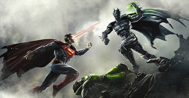 Justice League Batman vs. Superman movie Rumors Green Arrow Stephen Amell Will Arrow Crossover With the DC Justice League Movie Universe?