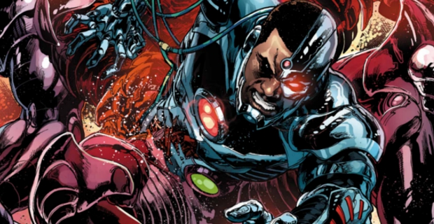 Justice League Cyborg Batman vs. Superman Looking to Cast Actor for Cyborg?
