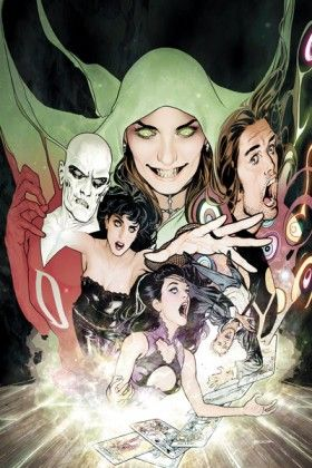 Justice League Dark 1 Cover 280x420 DC Comics New 52 Reboot: The Complete Guide