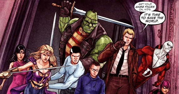 Guillermo del Toro Gives Justice League Dark Update: Its Going Really Well