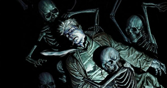 Justice League Dark Hellblazer Guillermo del Toro Gives Justice League Dark Update: Its Going Really Well