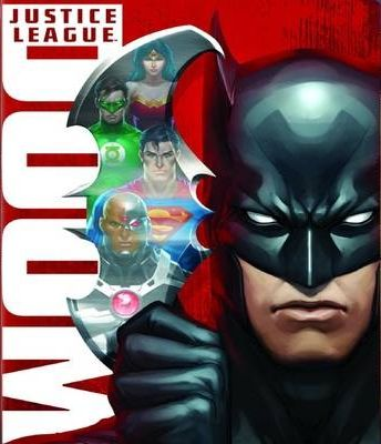 Justice League Doom Blu ray Cover Justice League: Doom Review
