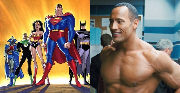 Justice League Dwayne Johnson Dwayne Johnson Hints at Potential DC Movie Character Role