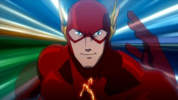 Justice League Flashpoint Paradox Image 570x320 Justice League: Flashpoint Paradox Extended Preview: History of the Flash