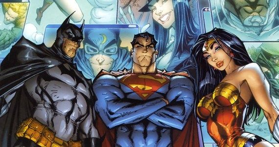 Justice League Movie Launch DC Universe Rumored Justice League Character Roster Addresses Continuity Issues