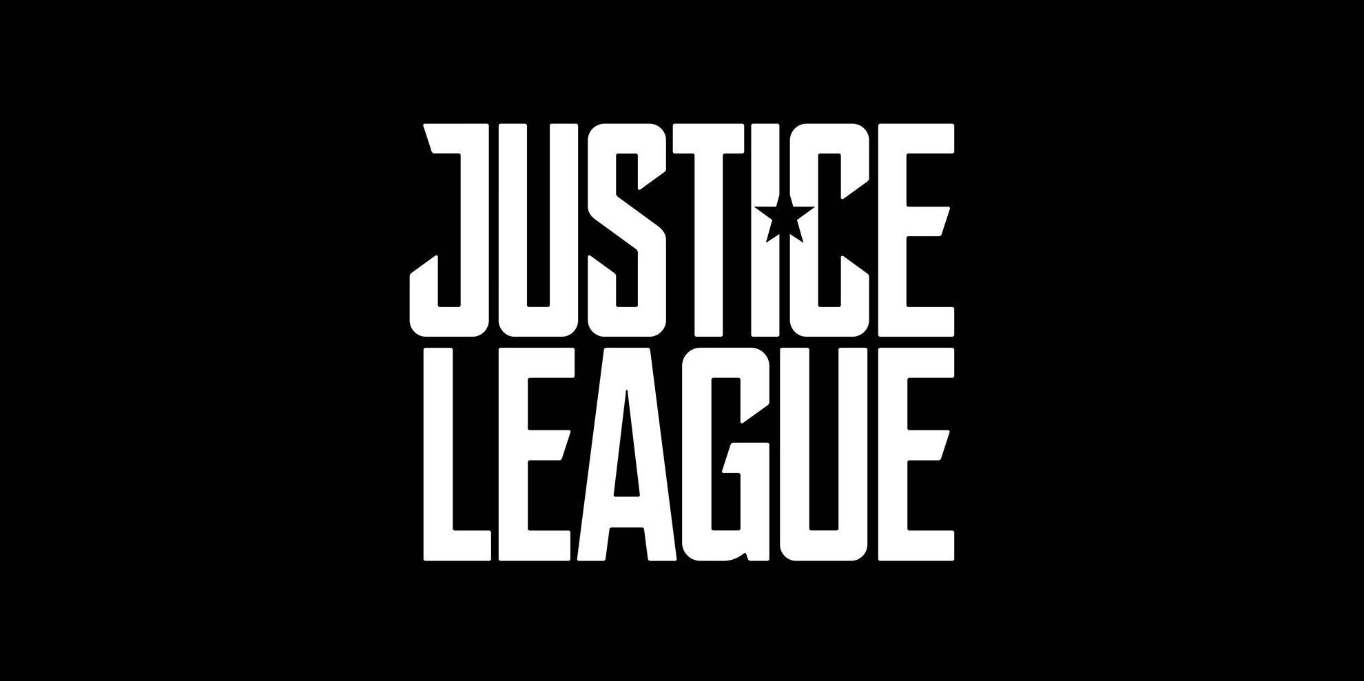 Justice League Official Character Logos Revealed