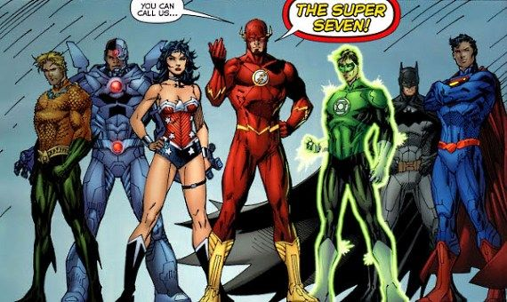 Justice League New 52 Flash Rumored Justice League Character Roster Addresses Continuity Issues