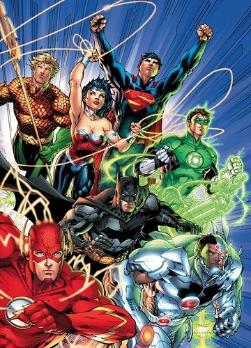 Justice League New 52 Movie