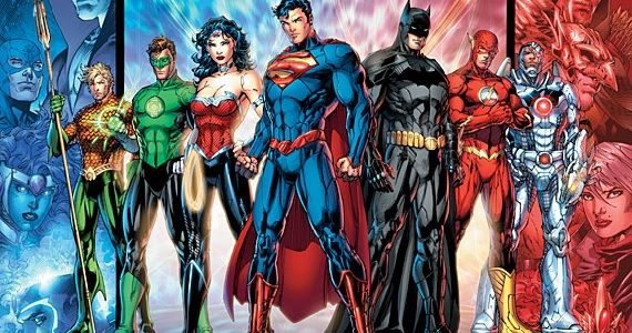 Justice League line up Why Justice League Could (Still) Be DCs Next Big Movie