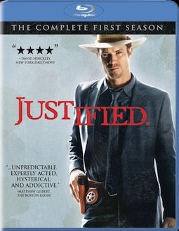 Justified DVD Blu ray box art DVD/Blu ray Breakdown: January 18, 2011