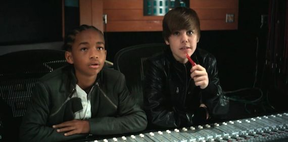 Justin Bieber Jaden Smith Never Say Never 3D Justin Bieber: Never Say Never Review