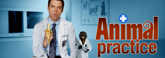 Justin Kirk and Monkey Animal Practice NBC NBC Reveals Programming Shift; No More Niche Comedies