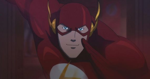 Jutice League Flaspoint Paradox Reivews Blu ray DVD 2013 Justice League: The Flashpoint Paradox Review