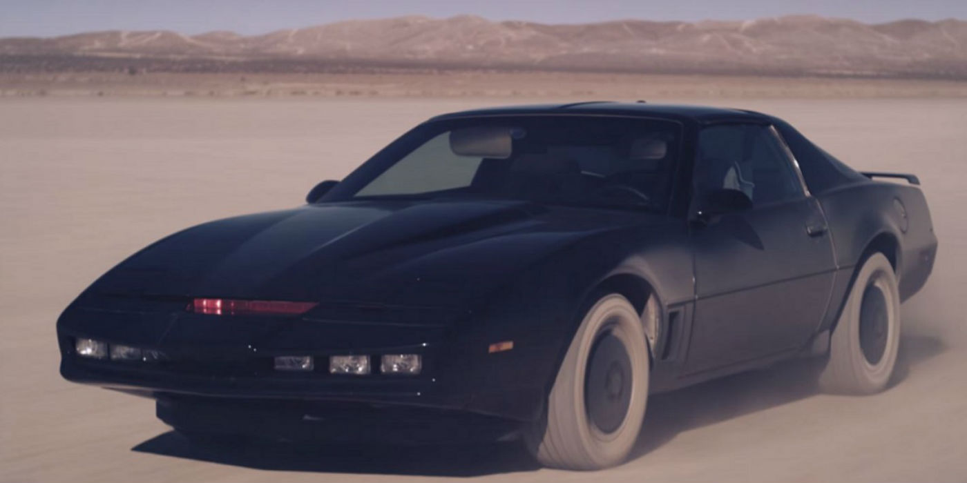 11 things you need to know about knight rider. Black Bedroom Furniture Sets. Home Design Ideas