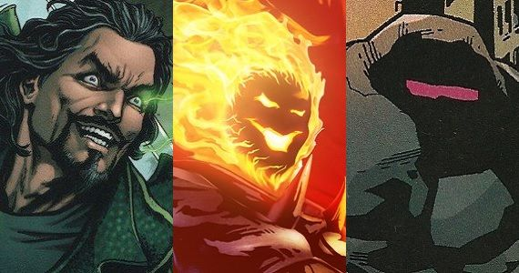Karl Mordo Dormammu and the Mindless Ones are all potential villains for the Doctor Strange movie Rumor Patrol: Doctor Strange Movie Villains Revealed?