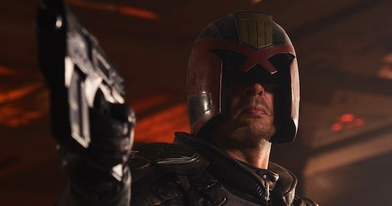 Karl Urban Dredd 3D Dredd 3D Review
