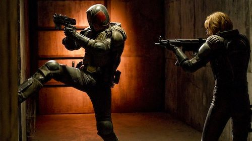 Karl Urban Olivia Thirlby Dredd 3D Dredd 3D Review