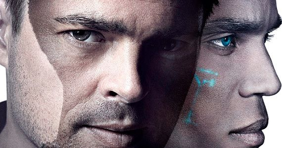 Karl Urban and Michael Ealy in Almost Human Almost Human Robromance Trailer: Karl Urban & Michael Ealy are Futuristic Buddy Cops