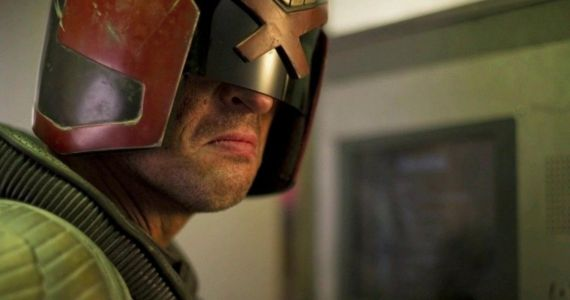 Karl Urban as Judge Dredd Karl Urban On Dredd Sequel: Its Up To The Fans