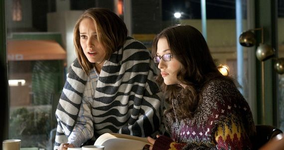 Kat Dennings and Natalie Portman in Thor Natalie Portman Hints at Female Marvel Superhero Movie in the Works
