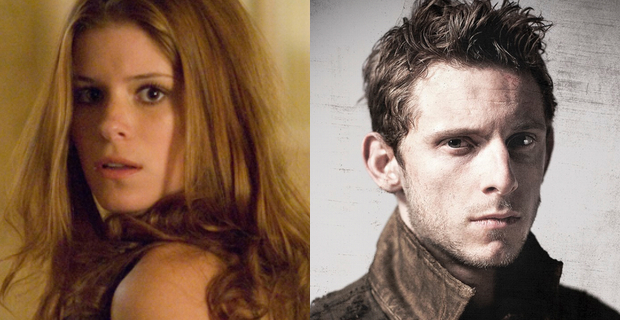 Kate Mara Jamie Bell Fantastic Four Cast Fantastic Four Cast Update: Kate Mara is the Invisible Woman; Jamie Bell to Play The Thing