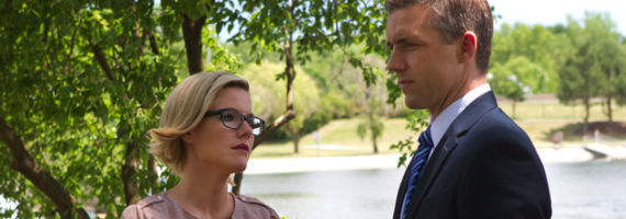 Kathleen Robertson and Jeff Hephner in Boss Clinch Boss Season 2, Episode 9: Clinch Recap