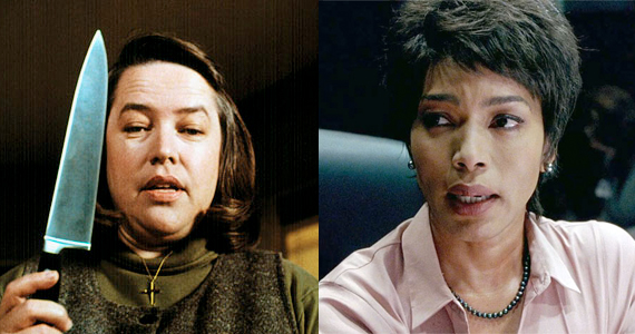 Kathy Bates and Angela Bassett Star in American Horror Story Coven