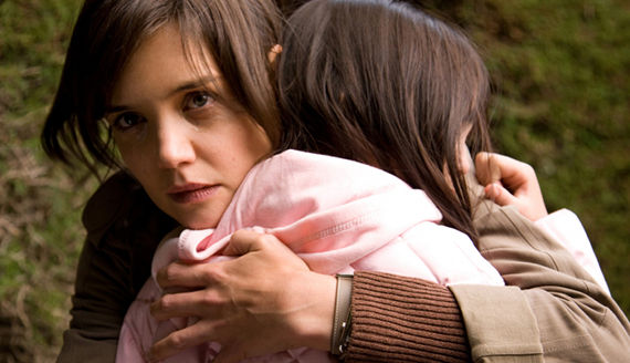 Katie Holmes and Bailee Madison in Dont Be Afraid of the Dark Dont Be Afraid of the Dark Review