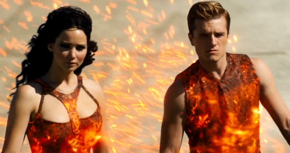 'The Hunger Games: Catching Fire' Trailer #3: Return to ...