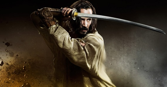 Keanu Reeves in 47 Ronin 47 Ronin Set Interview: Director Carl Rinsch Talks History, 3D & 300