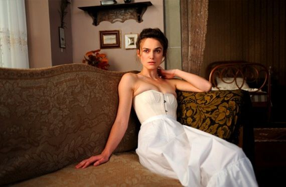 Keira Knightley in A Dangerous Method Keira Knightley Replacing Marion Cotillard In Cronenbergs Cosmopolis [Updated]
