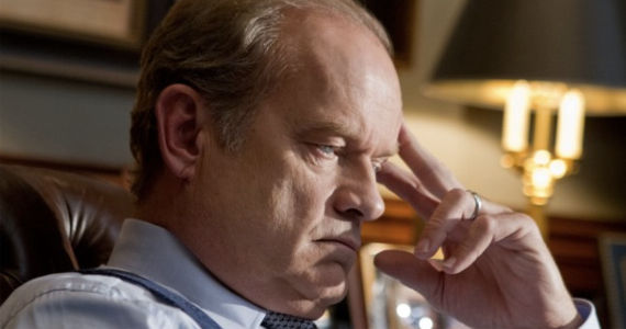 Kelsey Grammer in Boss Starz Starz Cancels Boss; Two Hour Finale Still A Possibility