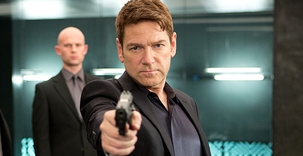 Kenneth Branagh Viktor Cherevin Kenneth Branagh Talks Jack Ryan; Hopeful of Sequels